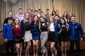 Integrantes do LEO Clube Igrejinha atualmente.