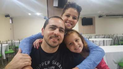 Muri - abraço família