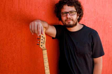 Chico Paz (Foto: Diogo Ramo)