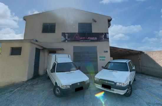 Art Laser fachada