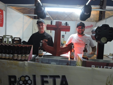 Cervejaria Imigração e Roleta Russa, de Campo Bom