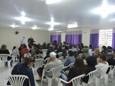 Sarau - Semana do Livro e da Leitura - Dilan Camargo no Osvaldo Cruz