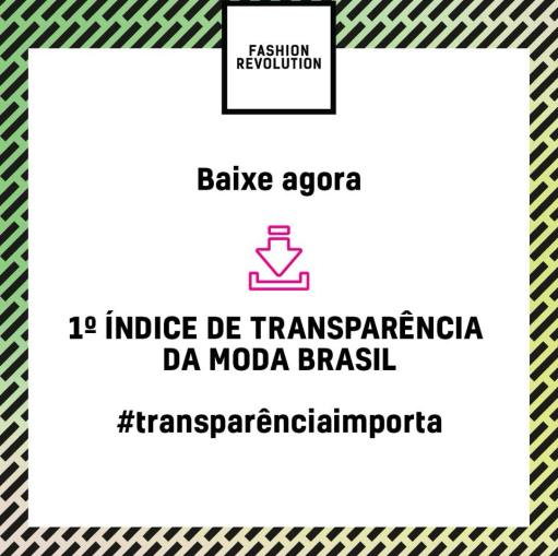 indice de transparencia Fashion Revolution