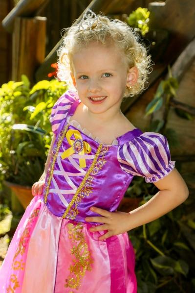 Lívia Konrath Arnold 4 anos