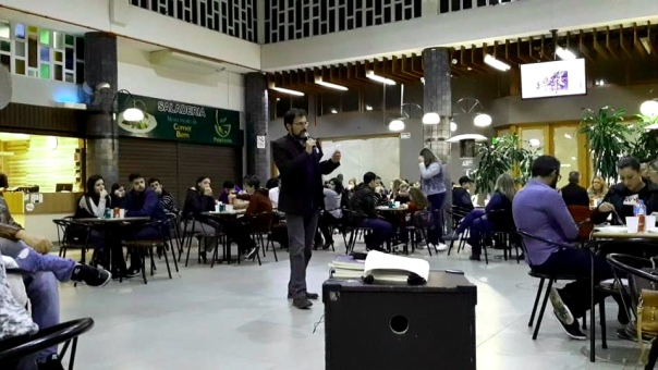Ong Vida Breve - Doralino Souza