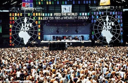 Rock Live Aid