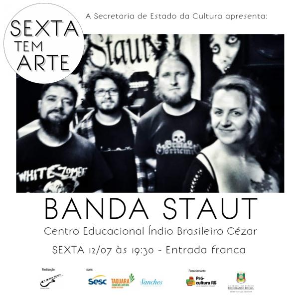 Staut-convite