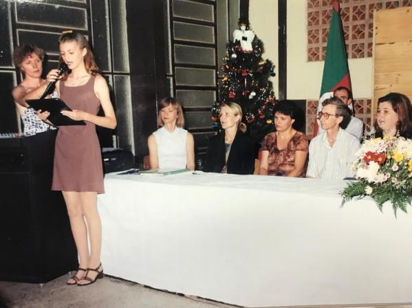 Formatura Berthalina Kirsch - Ensino Fundamental