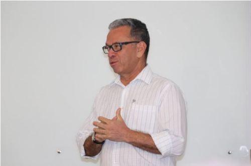 Presidente Crefito Jadir Camargo Lemos