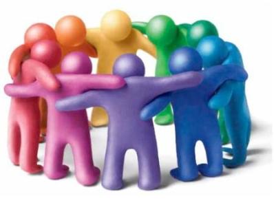 união das pessoas