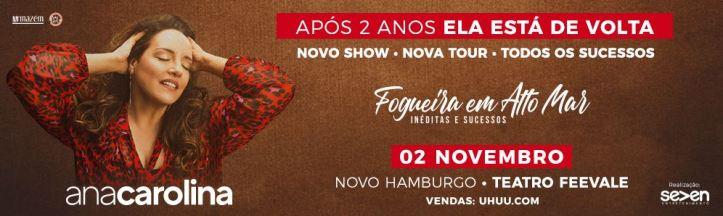 Ana Carolina Show
