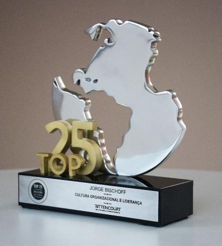 Jorge Bischoff - Top 25 Franchising Brasileiro