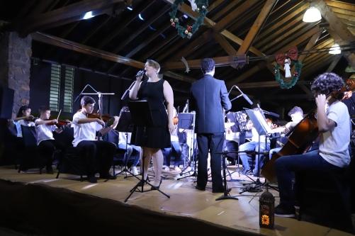 Brilha Três Coroas - orquestra