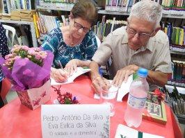 Eva e Pedro da Silva