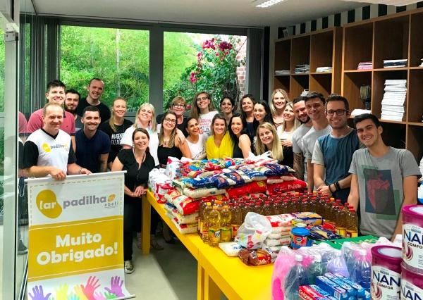 JB Natal Solidário - Mkt + Gestão - LAR PADILHA