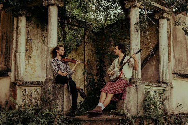 johnny e zé do banjo