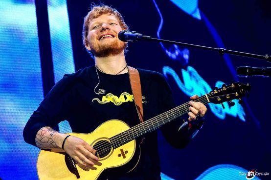 ed Sheeran Porto Alegre