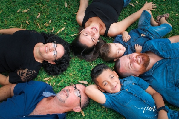 Ensaio de Família - Vivi Mello