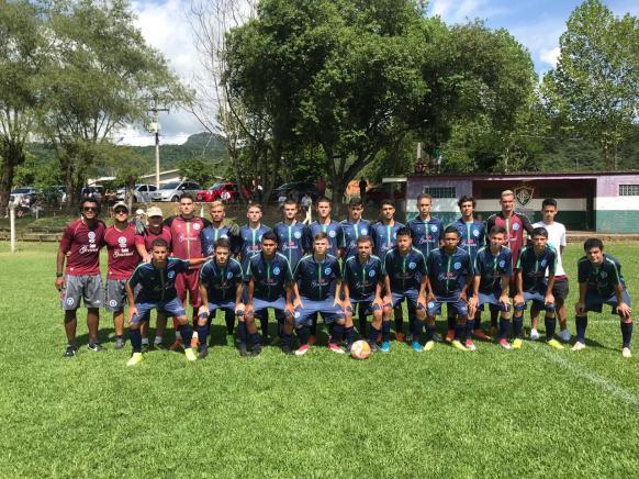 equipe Sub-19 Estância Velha