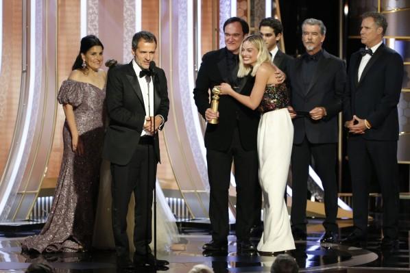 era-uma-vez...-hollywood Globo de Ouro