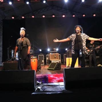 Paralelo Festival - 50 tons de preta