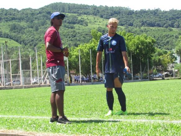 técnico Júlio Santos