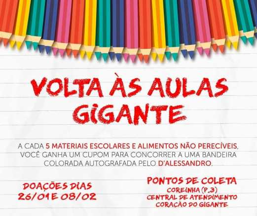Voltas as aulas internacional