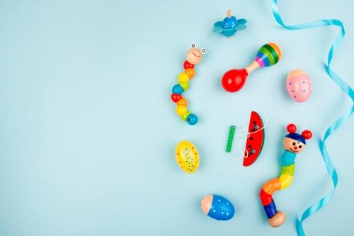 Brinquedo - Coluna Douglas