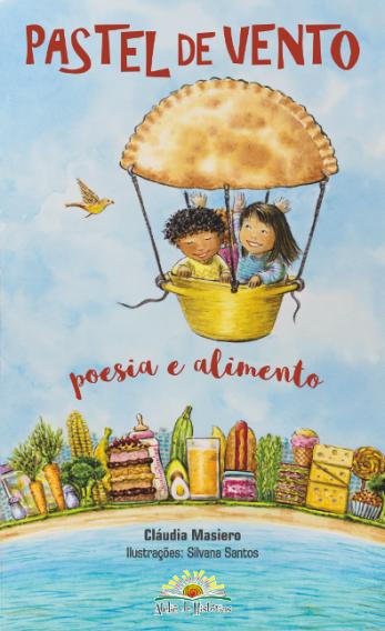 Claudia Masiero - capa pastel de vento