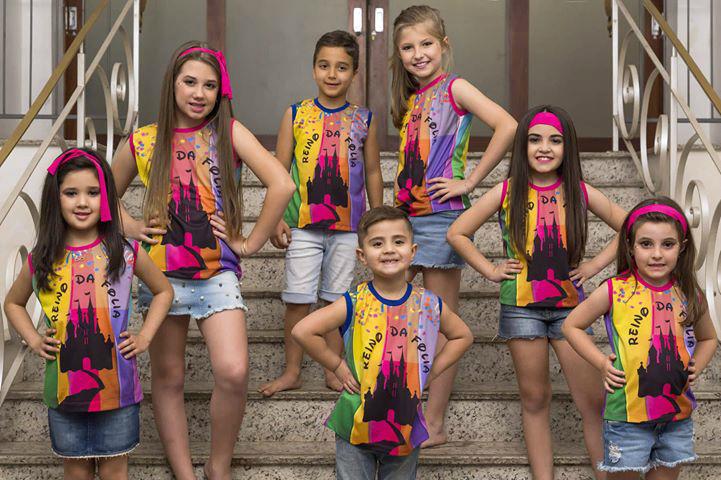 Corte Carnaval infantil