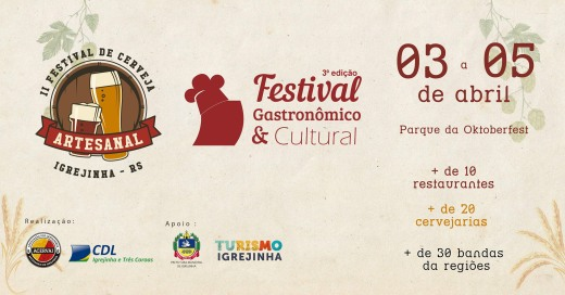 Festival-03 a 05 de abril