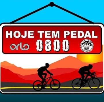 Hoje tem Pedal 0800
