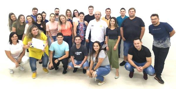Instituto Desenvolver - turma de Comunicação para Empreendedores
