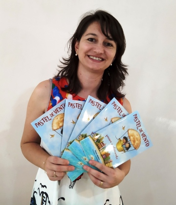 Lançamento - Claudia Masiero (1)