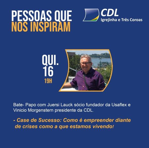 CDL - Juersi Lauck