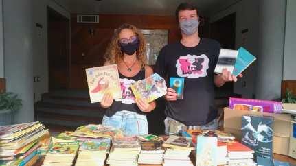 TC Arrecadação de livros