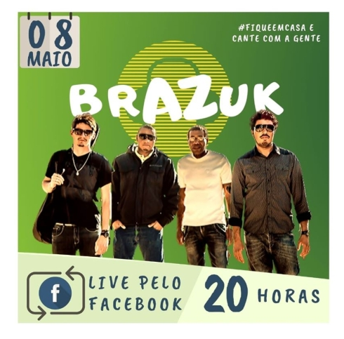 Brazuk - live beneficente