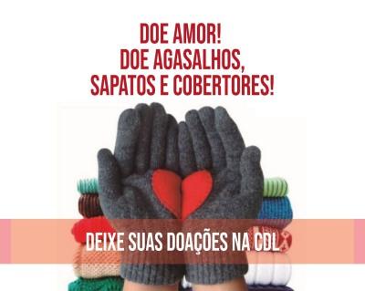 Campanha Doe Calor CDL