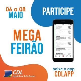 CDL App_Mega Feirão