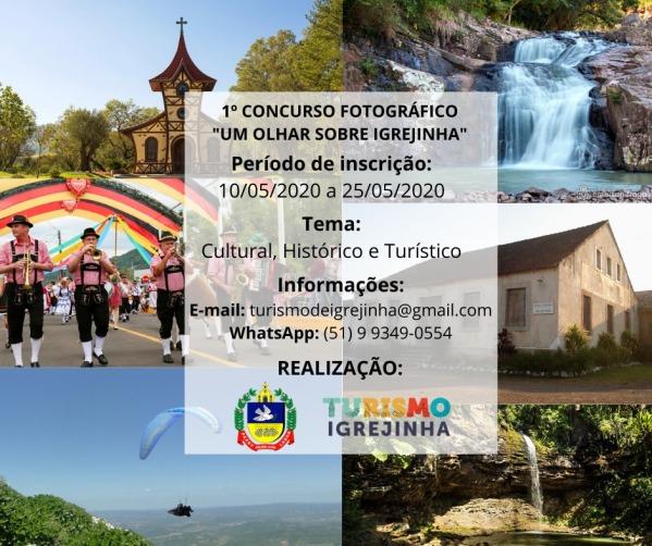 Concurso Fotográfico Igrejinha