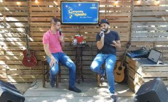 Felipe e Maxwell - Live