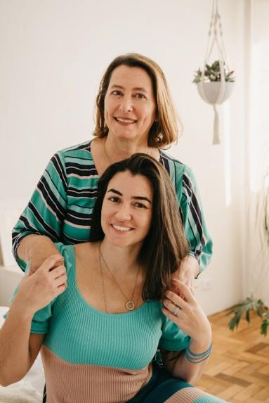 Lisiane Engel e Natália Barth - Os Silveiras