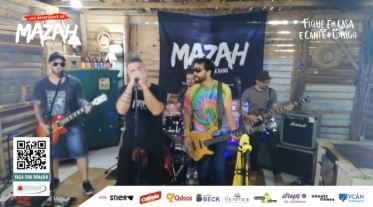 Mazah - live