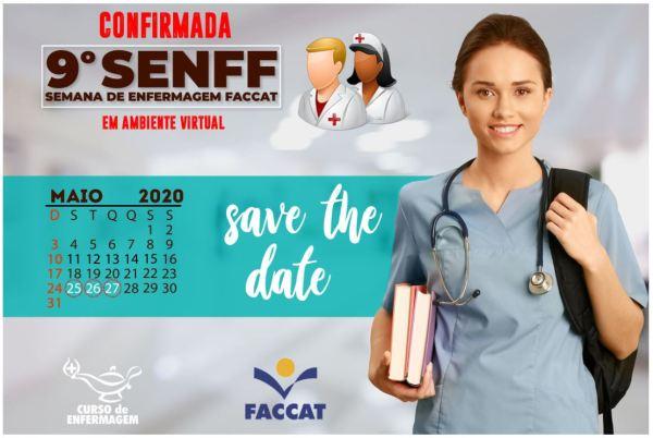 Semana da Enfermagem na Faccat