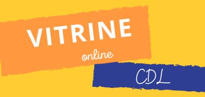 Vitrine online CDL